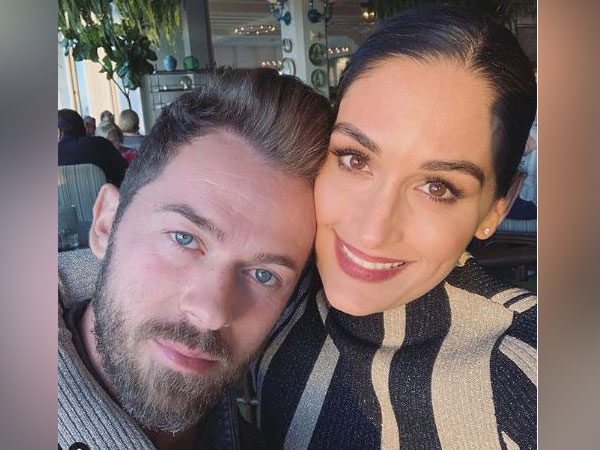 Artem Chigvintsev and Nikki Bella (Image courtesy: Instagram)