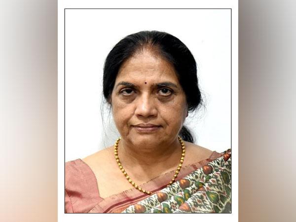 State Election Commissioner of Andhra Pradesh, Nilam Sawhney. (Photo/ANI)