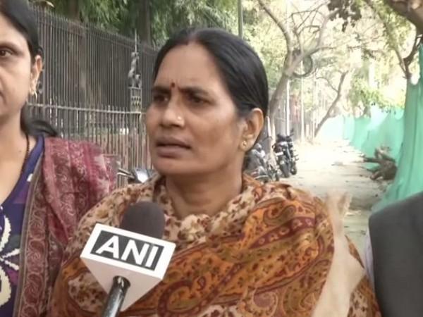 Nirbhaya's mother Asha Devi (file photo)