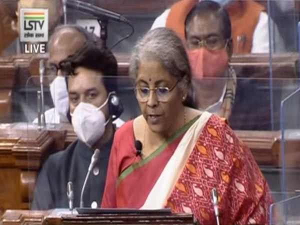 Finance Minister Nirmala Sitharaman presented the Budget 2021-22 on Monday.