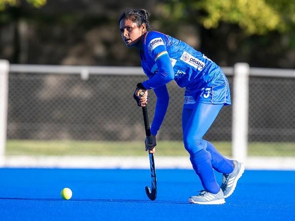 India women's hockey defender Nisha (Image: Hockey India)