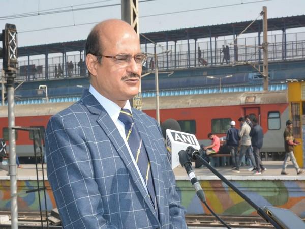 Northern Railway General Manager Ashutosh Gangal (File photo)