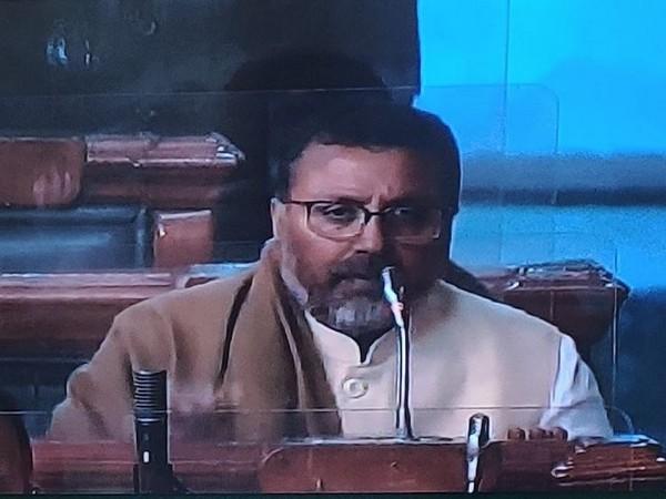 BJP MP Nishikant Dubey (File Photo)
