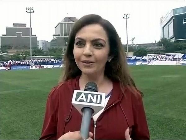 Mumbai Indians owner Nita Ambani
