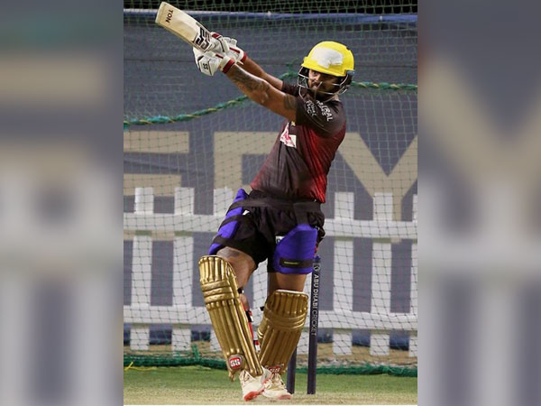 KKR batsman Nitish Rana (Photo/ Nitish Rana Instagram)