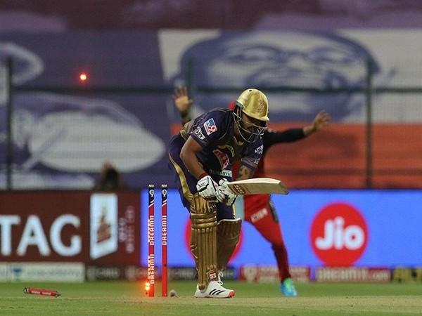 KKR batsman Nitish Rana. (Image: BCCI/IPL)