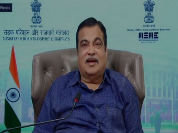 Nitin Gadkari, Union Minister of Road Transport and Highways, Shipping and of Micro, Small and Medium Enterprises