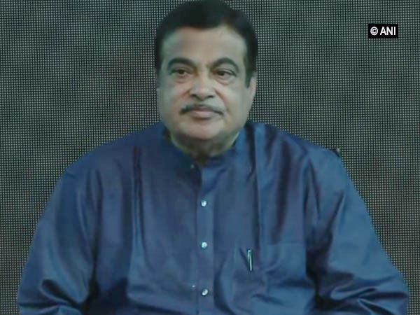 Road Transport and Highways Minister Nitin Gadkari (file pic)