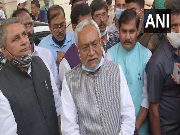 Bihar CM Nitish Kumar (Photo/ ANI)