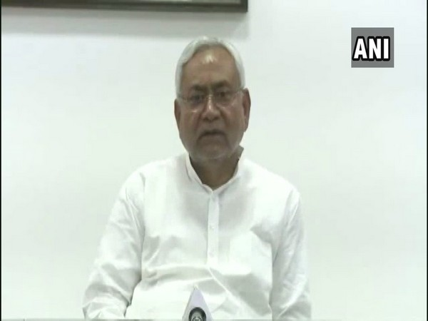 Bihar Chief Minister Nitish Kumar (File Photo/ANI)
