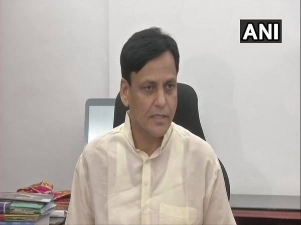 Union Minister of State for Home Affairs Nityanand Rai. [Photo/ANI]