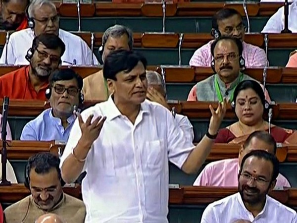 Union Minister of State for Home Affairs, Nityanand Rai. (Photo/ANI)