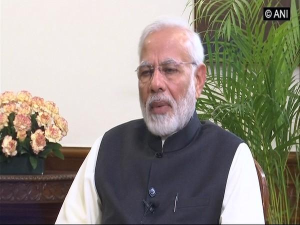 File pic PM Narendra Modi
