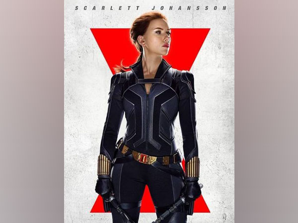 Poster of the movie 'Black Widow' (Image Source: Instagram)