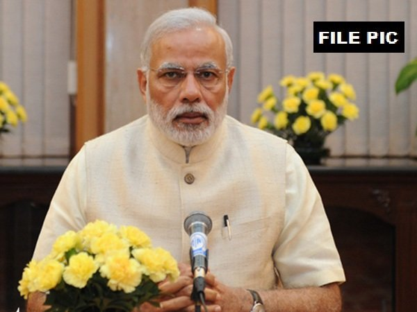 Prime Minster Narendra Modi (File Photo)