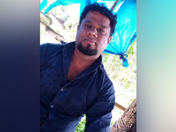 Noushad, who was hacked to death by a group of eight people in Kerala on Wednesday. Photo/ANI