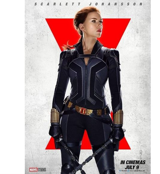 Scarlett Johansson's 'Black Widow' slated to release in India on this date