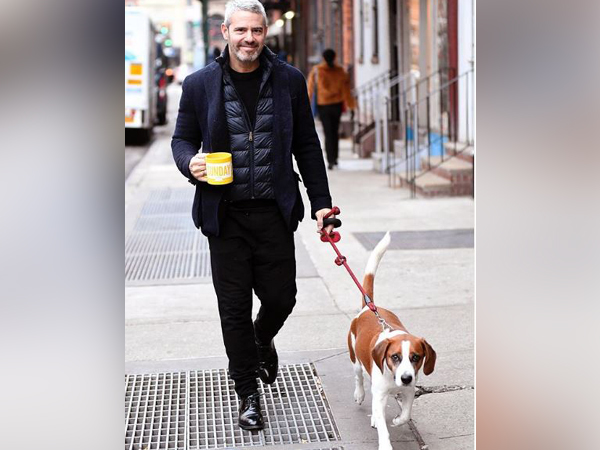 Andy Cohen (Image courtesy: Instagram)
