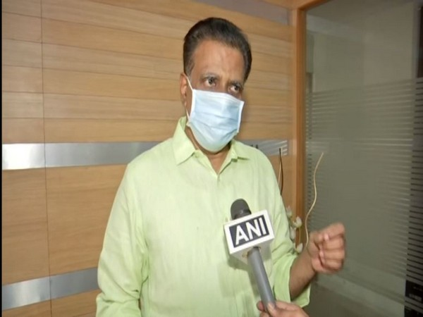 BJP leader NV Subhash (File Photo)