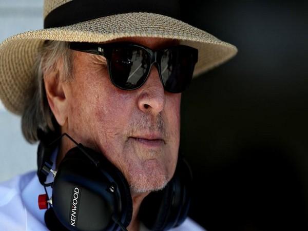 Long-time shareholder in McLaren Mansour Ojjeh (Photo/ Formula 1 Twitter)