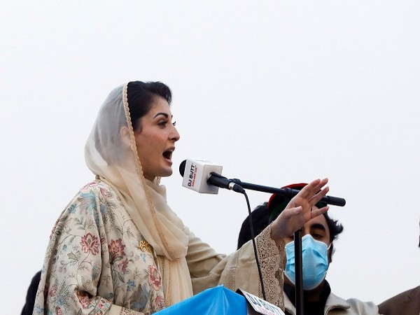 Pakistan Muslim League-Nawaz vice president Maryam Nawaz