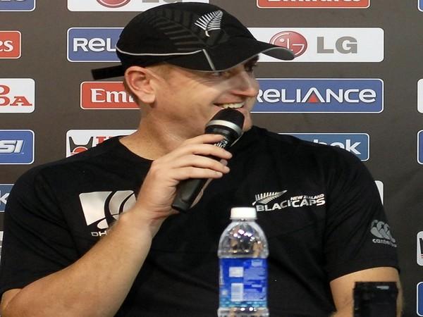 Former New Zealand all-rounder Scott Styris (file image)