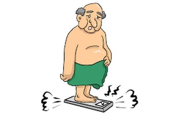 High body mass index (BMI) and high waist circumference were also associated with higher risks of advanced and fatal prostate cancer.