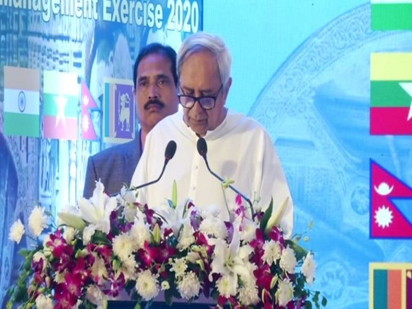 Chief Minister Naveen Patnaik. Photo/ANI