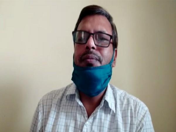 HR Biswas Director IMD (Bhubaneswar)