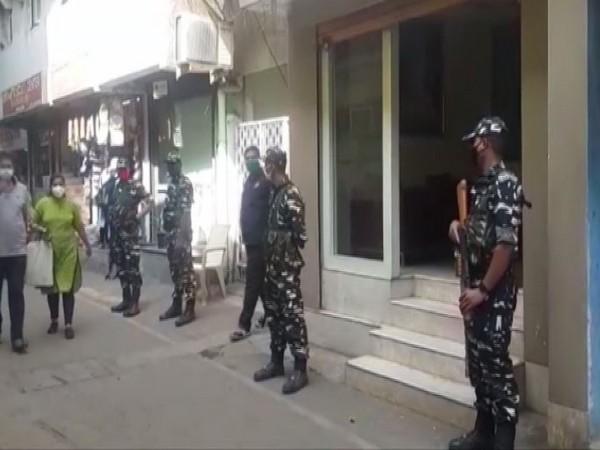 ED raids premises of MLA Hitendra Thakur in Mumbai on Friday.