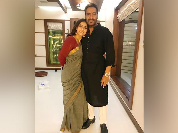 Kajol and Ajay Devgn, Picture courtesy: Instagram