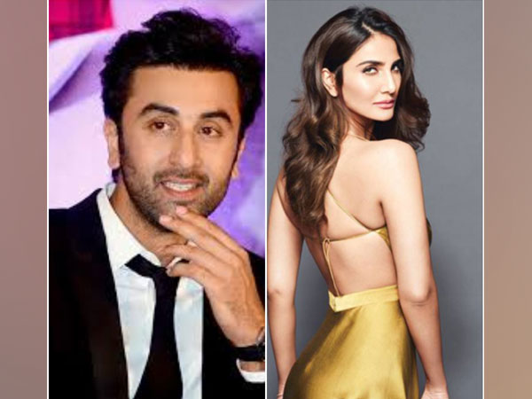 Ranbir Kapoor and Vaani Kapoor