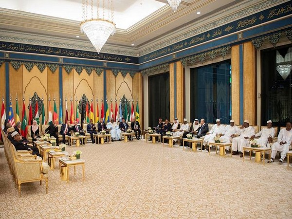 Leaders participating in the 14th Islamic summit of the OIC in Mecca, Saudi Arabia on June 1 (Photo/Reuters)