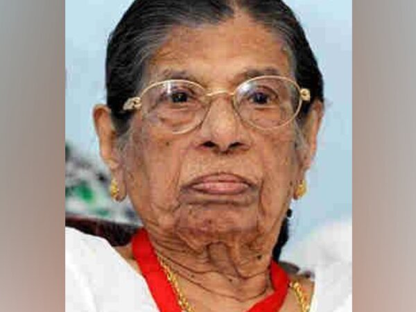 First Revenue Minister of Kerala and JSS leader KR Gouri Amma passes away