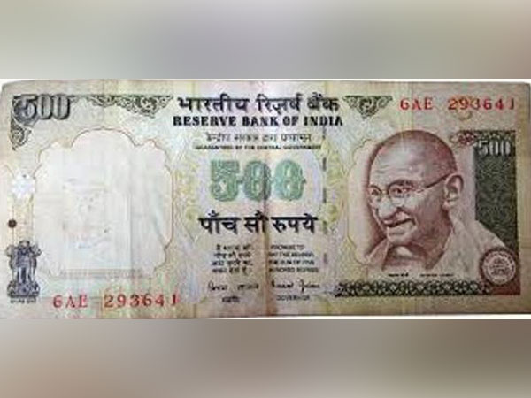 An old 500 rupee note (representative Image) (File photo).