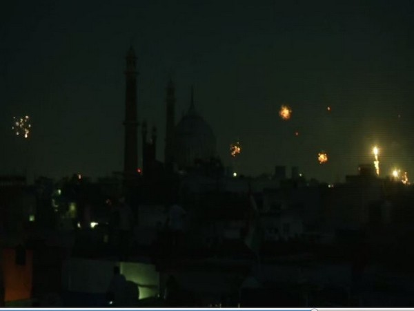 Visual from Old Delhi.