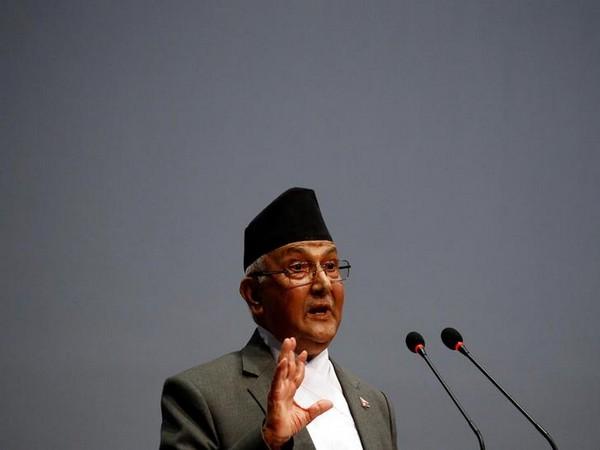 Nepal's Prime Minister Khadga Prasad Oli (file photo)