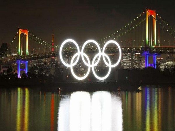 The Tokyo Olympics will take place from July 24 to August 9.