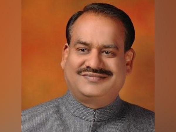Lok Sabha Speaker Om Birla visited Kota, Rajasthan on July 6. Photo/ANI