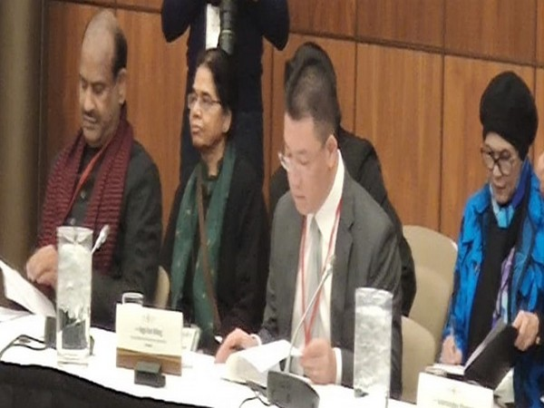 Om Birla at CSPOC Standing Committee Meeting in Ottawa on Tuesday