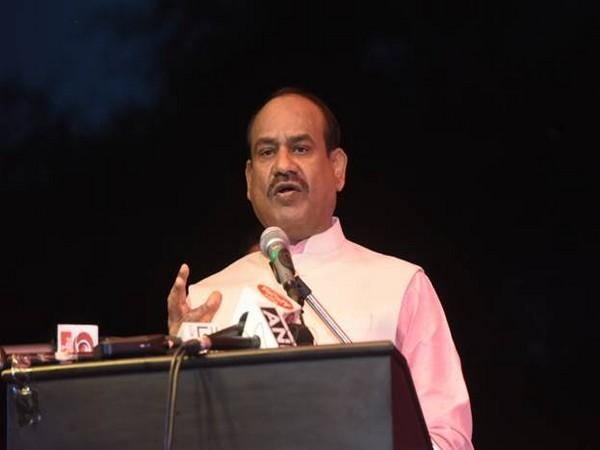 Lok Sabha Speaker Om Birla (File Photo/ANI)