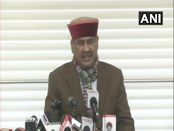 Lok Sabha Speaker Om Birla during a press conference in New Delhi on Tuesday. (Photo/ANI)