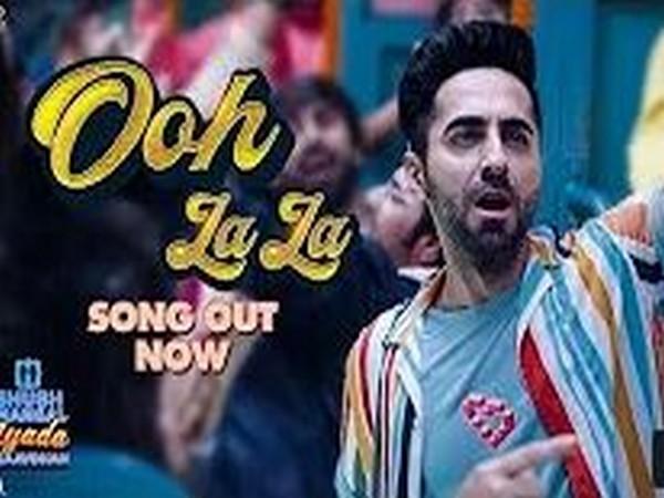 A poster of the song 'Ooh La La La' (Image source: YouTube)