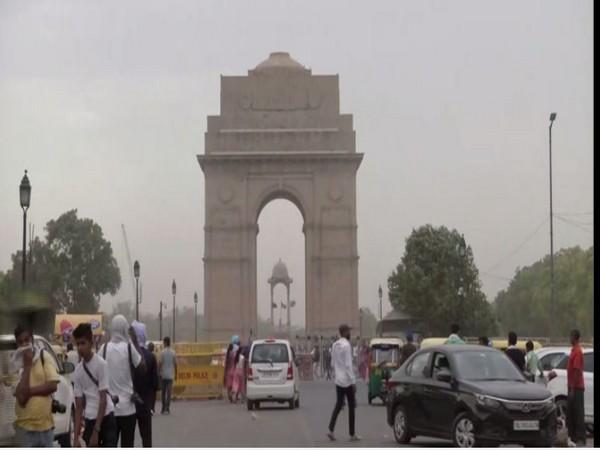 India Gate [Photo/ANI]