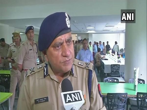 UP DGP OP Singh (file pic)