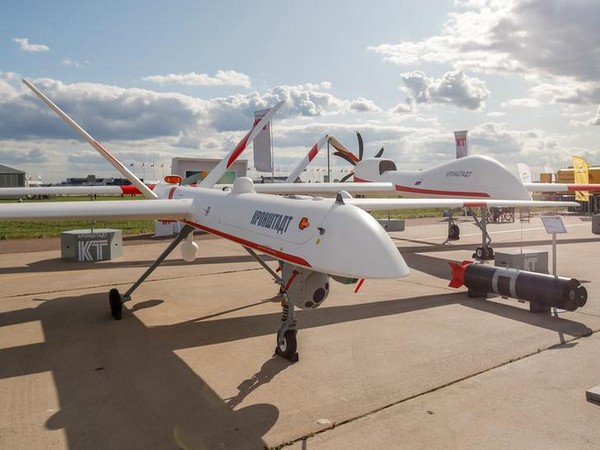 Orion unmanned combat aerial vehicle (Image Reuters)