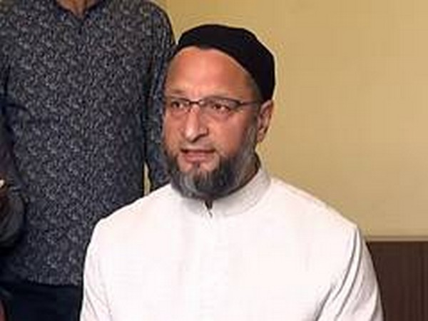 AIMIM chief Asaduddin Owaisi. (File photo)
