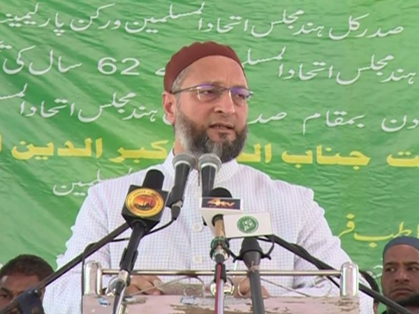 Lok Sabha MP Asaduddin Owaisi (File photo)