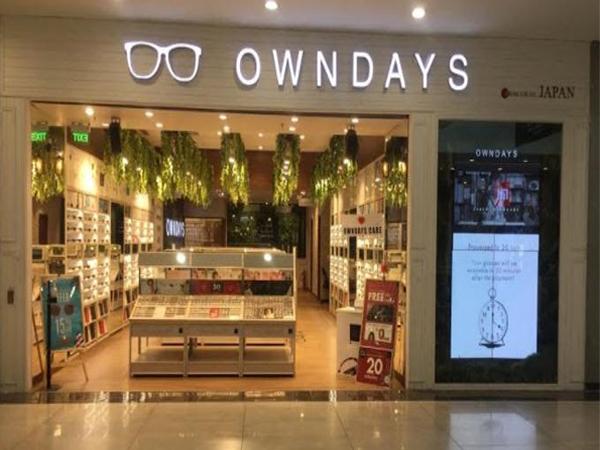 OWNDAYS Store, Mumbai