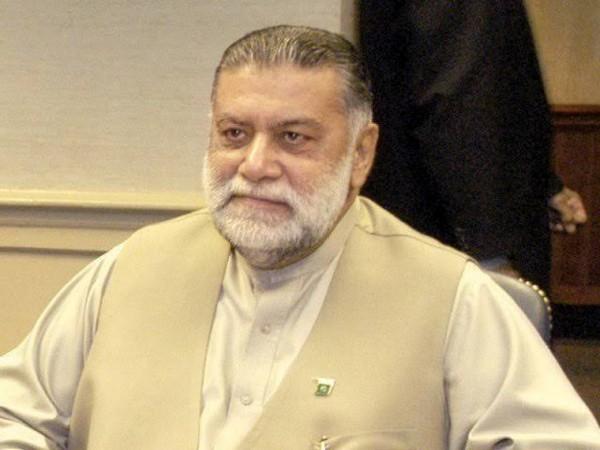 Former Pakistan PM Mir Zafarullah Khan Jamali. (Photo Credit: Jam Kamal Khan Twitter)